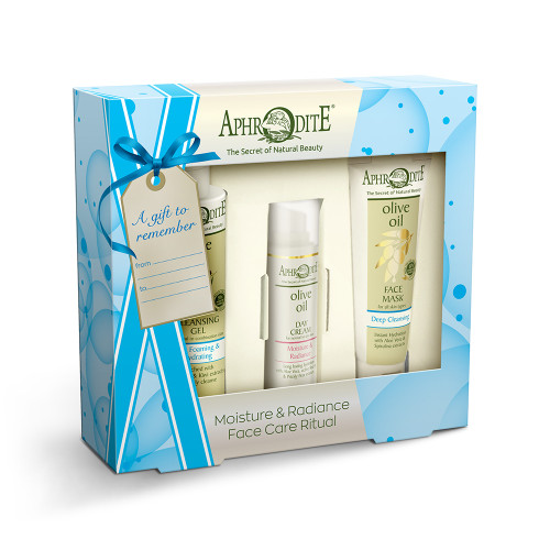 Moisture & Radiance Face Care Kit