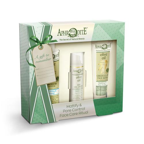 Mattify & Pore Control Face Care Kit
