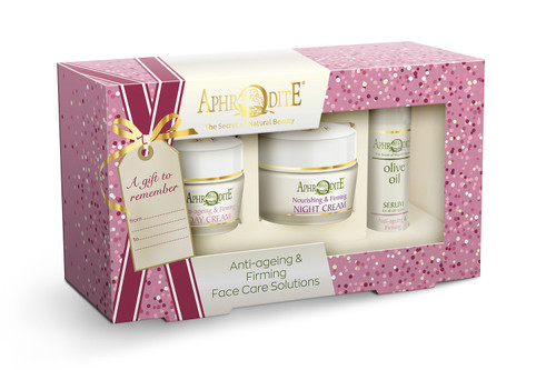 Anti-ageing & Firming Face Care Kit