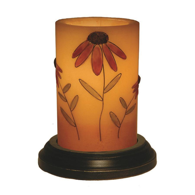 Candle Sleeve - Cone Flowers - 400000239828