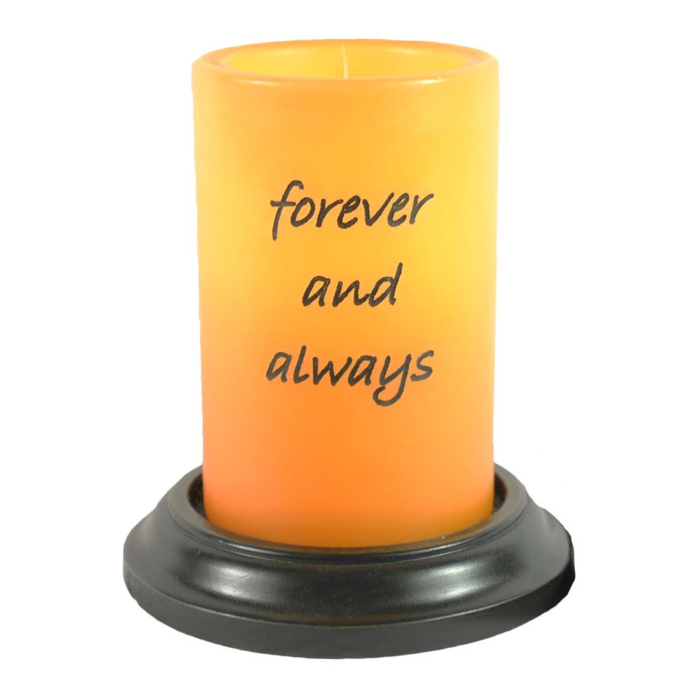 Candle Sleeve - Forever and Always - 400000135250