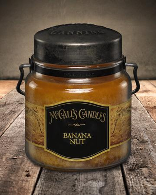 McCall's Candle - Banana Nut Bread - 758466200129
