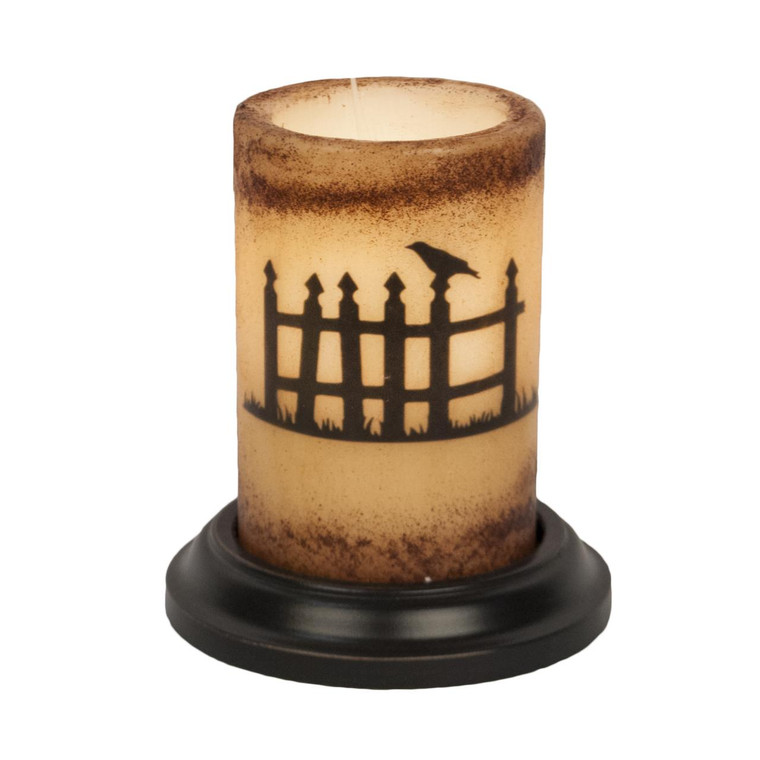 Candle Sleeve - Picket Fence - 400000465623