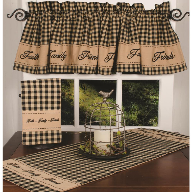 Heritage House Faith-Family-Friends Towels - Set of 2 - 640970737706