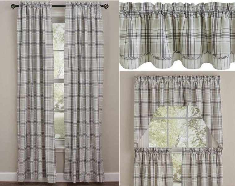 Collin Curtain Collection -