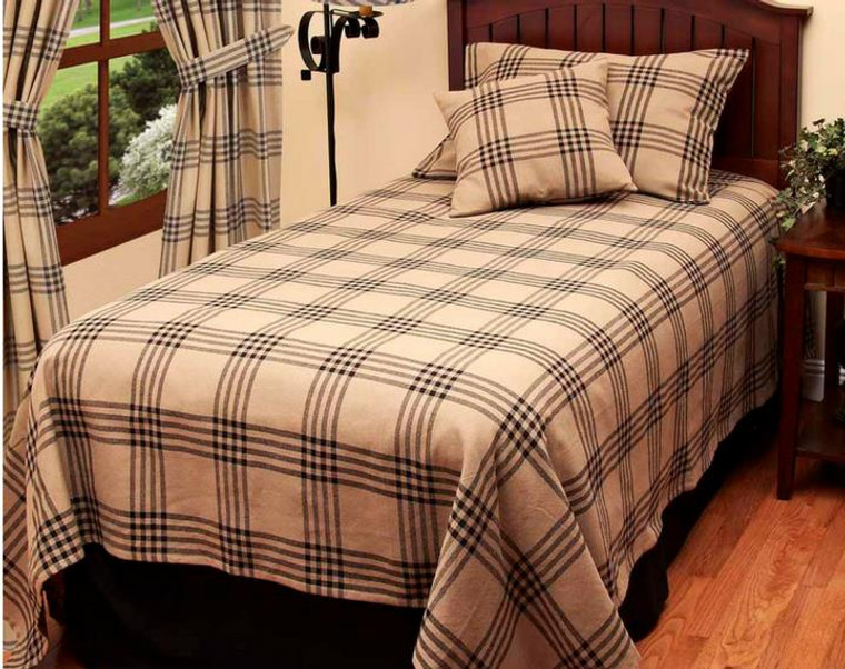 Chesterfield Check Bedding Collection -