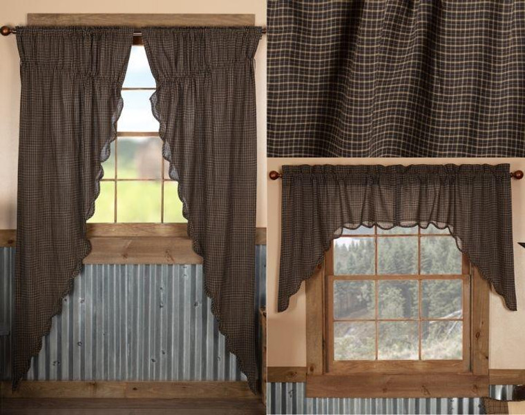 Kettle Grove Curtain Collection -