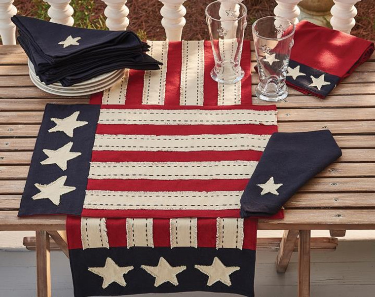 Star Spangled Kitchen & Dining Collection -