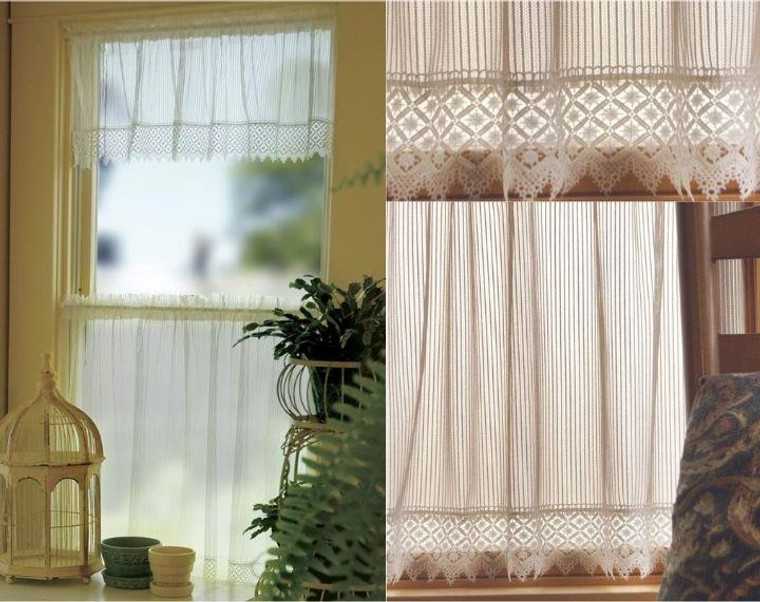 Chelsea Lace Curtain Collection -