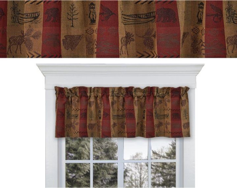 High Country Curtain Collection -
