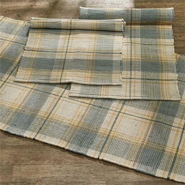 Misty Morning Rag Rugs - 400000548616