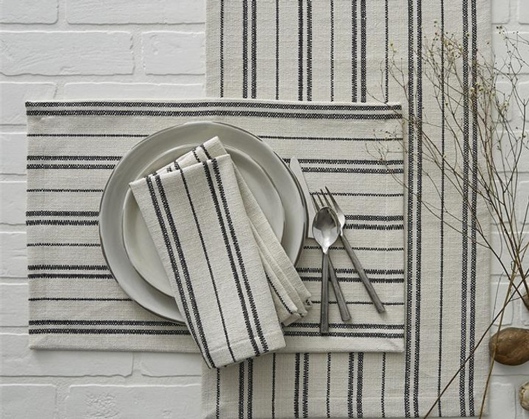 Railroad Stripe Kitchen & Dining Collection -