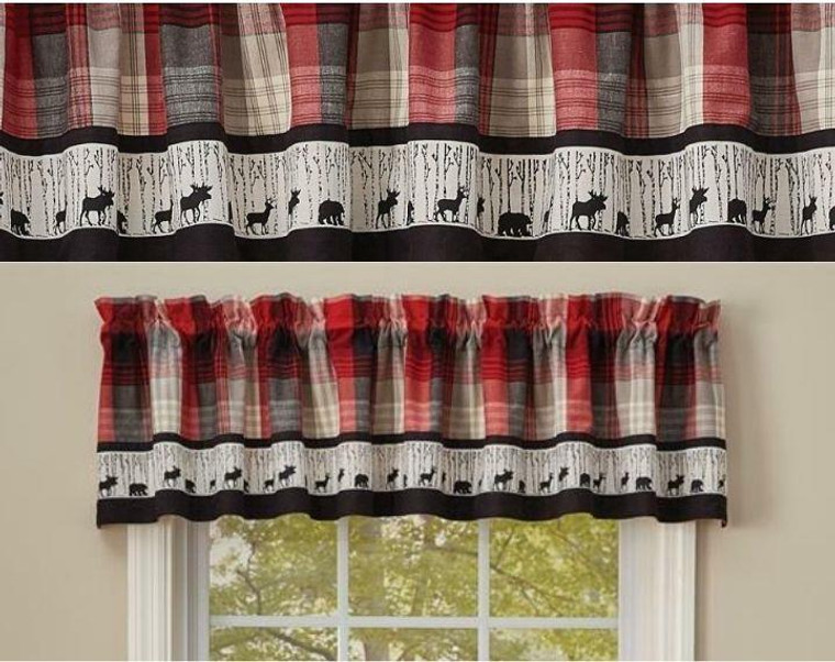 Champlain Curtain Collection -