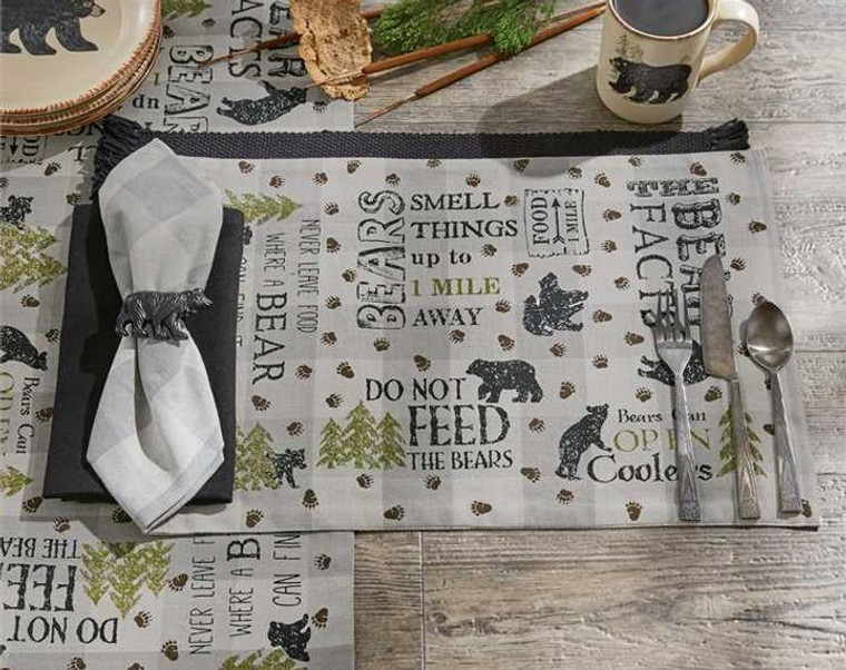 Bear Facts Kitchen & Dining Collection -