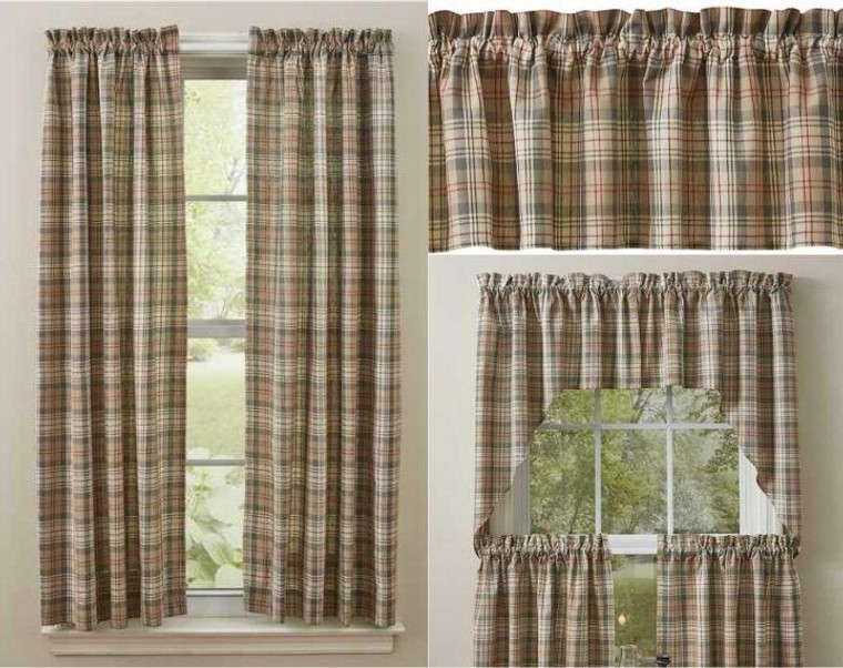 Gentry Curtain Collection -