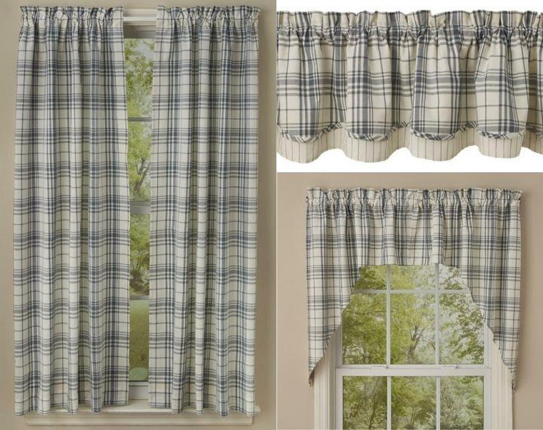 Simplicity Curtain Collection -