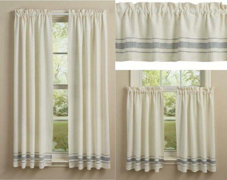 Summer Breeze Curtain Collection -