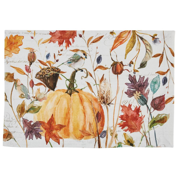 Harvest Home Placemats - Set of 6 - 762242019676