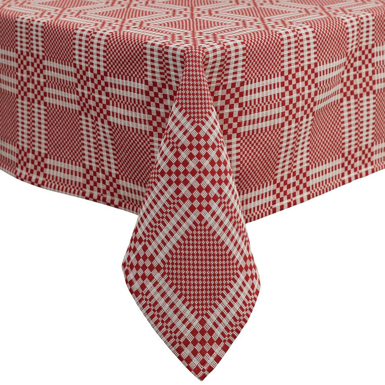 Kings Arms Coverlet Tablecloth - 54x54 - 762242020863