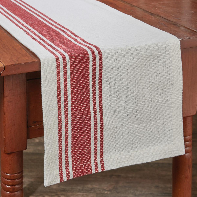 Ribbon Candy Table Runner - 13x36 - 762242020467