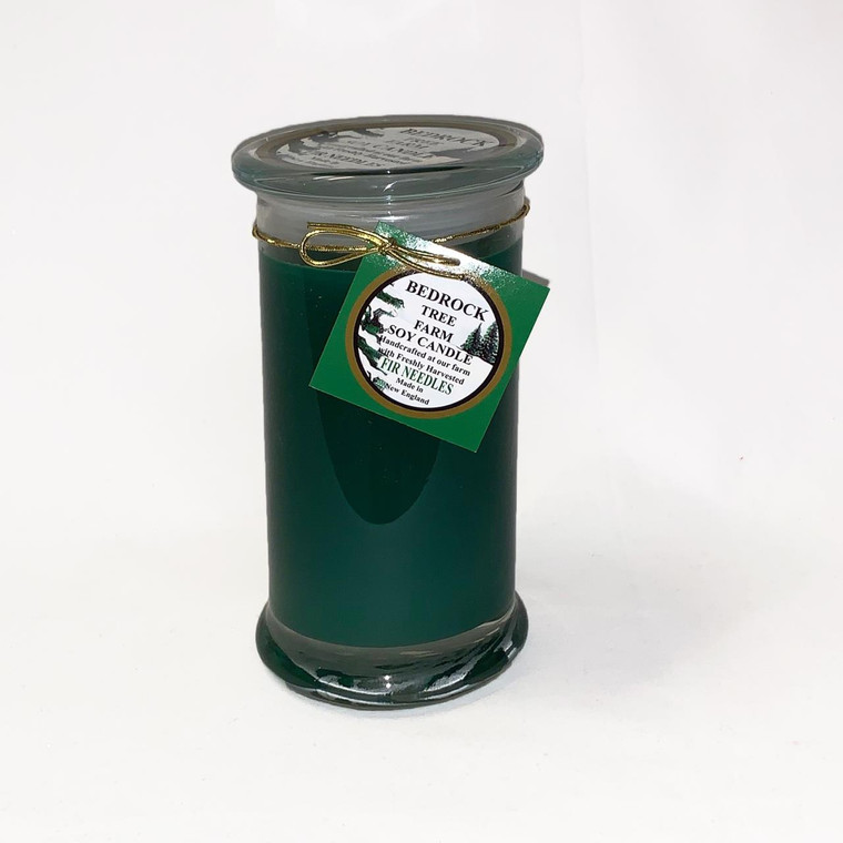 Soy Candle - 21 oz. Fir Needle Green - 400000606071