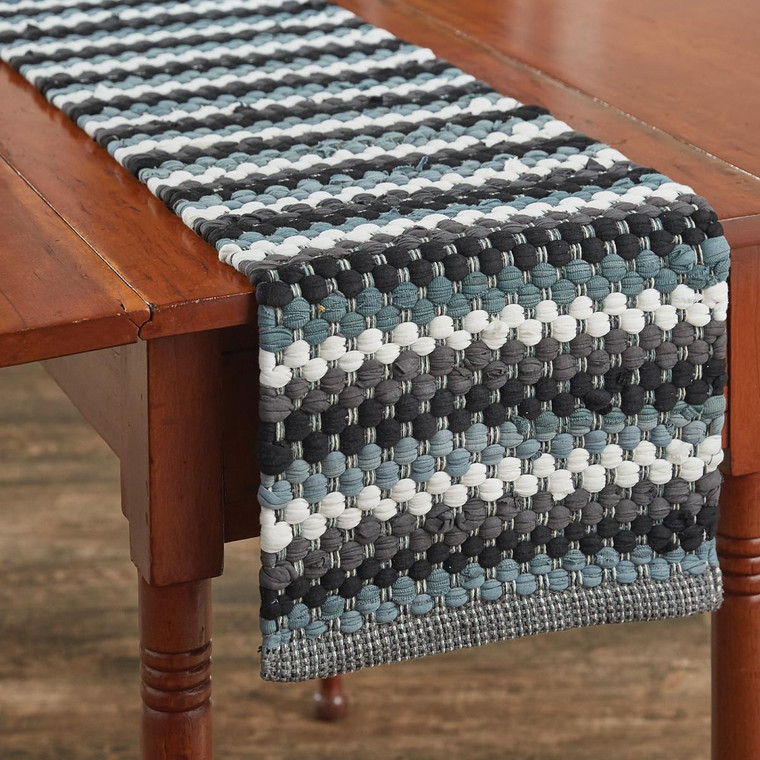 Beaumont Chindi Table Runner - 13x54 - 762242013698