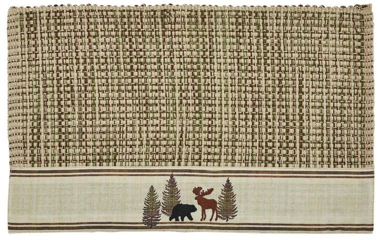 Wilderness Trail Placemats - Set of 6 - 762242027275