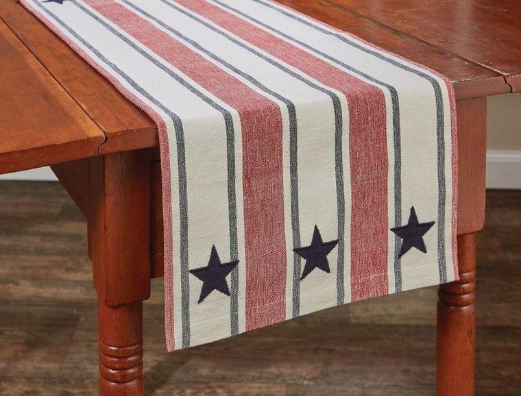 Stars & Stripes Table Runners - 762242016361
