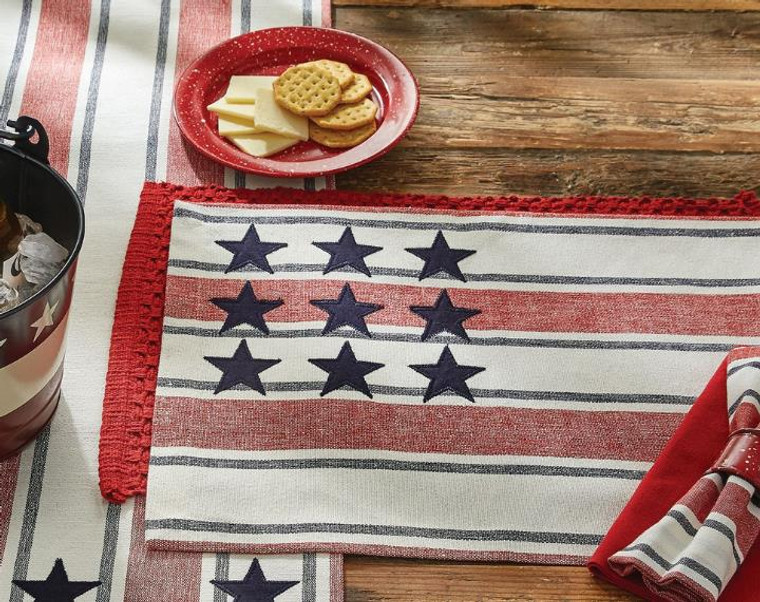 Stars & Stripes Kitchen & Dining Collection -