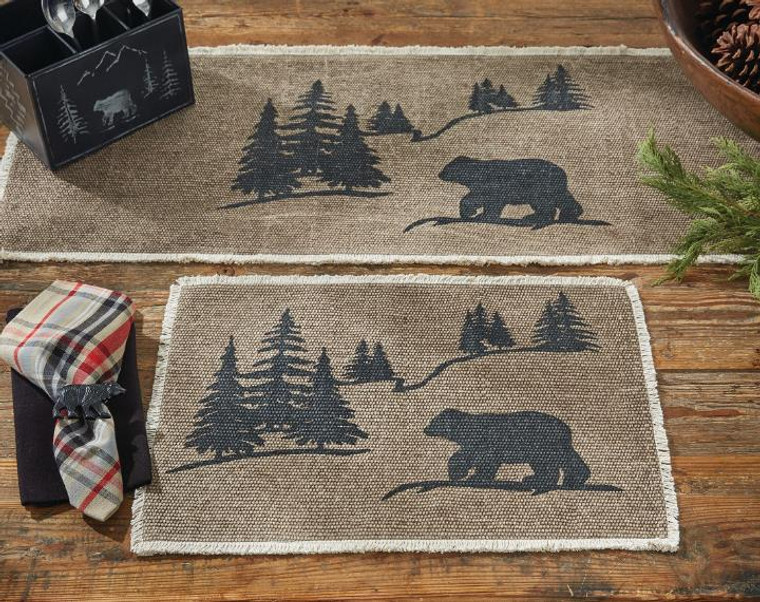 Bear Scene Kitchen & Dining Collection -