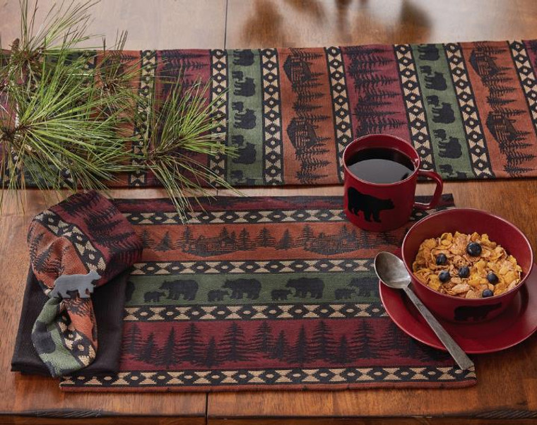Mountain Bear Kitchen & Dining Collection -