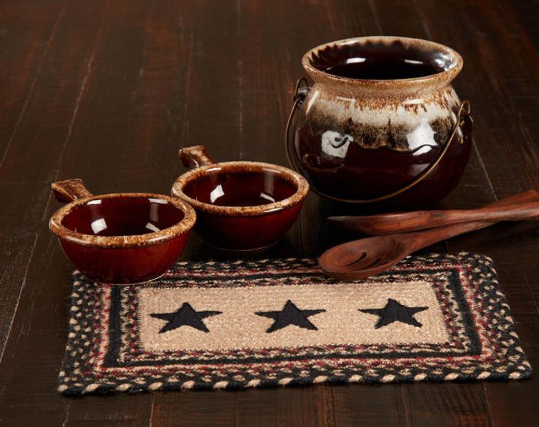 Colonial Star Jute Kitchen & Dining Collection -