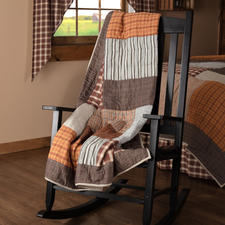 Rory Quilted Throw - 840528180200