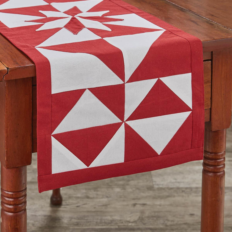 Heritage Star Table Runners - 762242031289