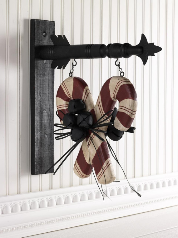 Hanging Sign - Candy Cane - 843043073729