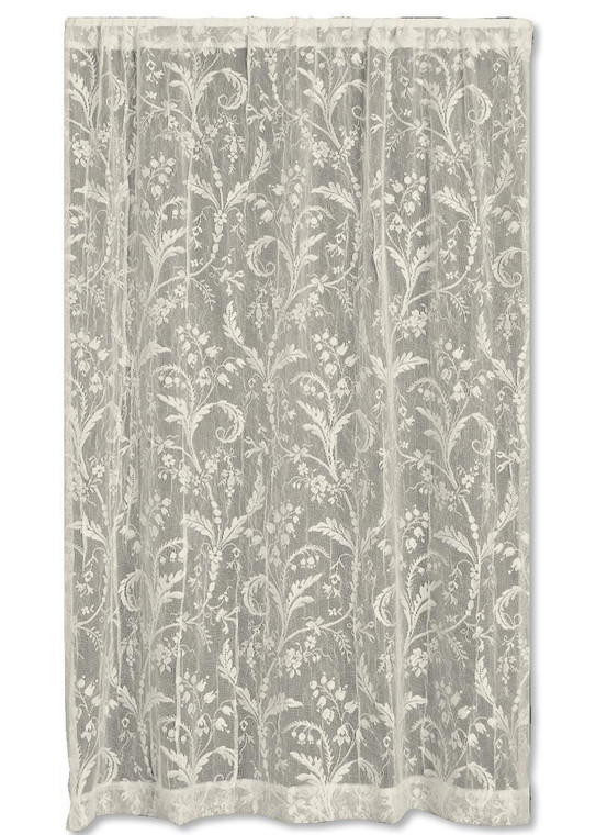 Coventry Ivory Lace Panel - 40000042203