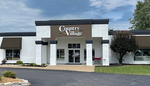 Country Village Storefront