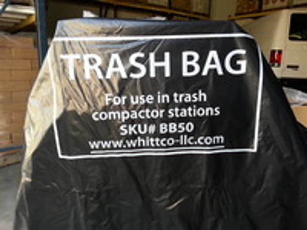 BIGBELLY®  NON OEM REPLACEMENT  compactor BAGS