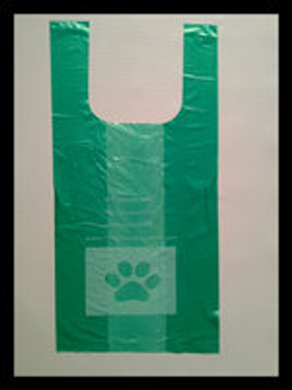 PetMitten - Poopy pouch dog waste bags with handles