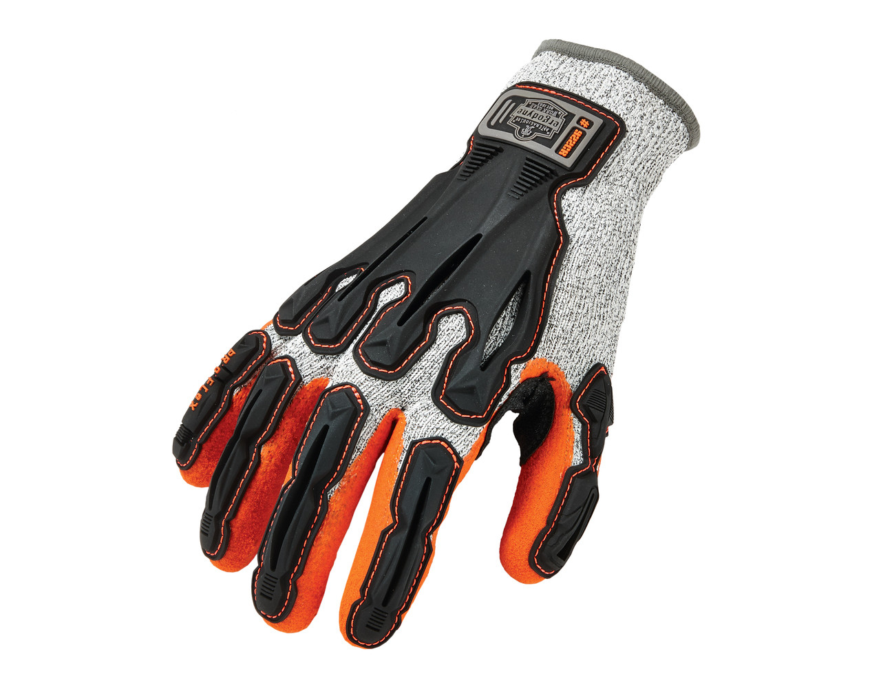 L XL NEW! Ergodyne ProFlex® 924LD Light Dorsal Impact-Reducing Safety Gloves M