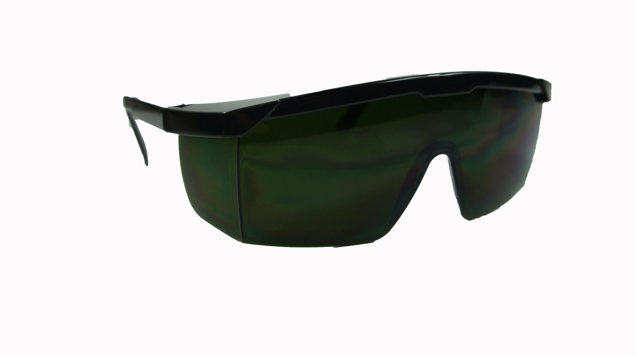 85b32f676 99-T8100-IR5 - INFRARED ( GREEN IR5 LENS ) SAFETY GLASSES -HURRICANE
