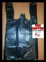 EZ Bags ( Dog poop bags with handles PWB1000-EZ easy tie )