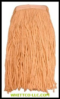 24OZ. COTTON WET MOP HEAD|4724|455-4724|WHITCO Industiral Supplies
