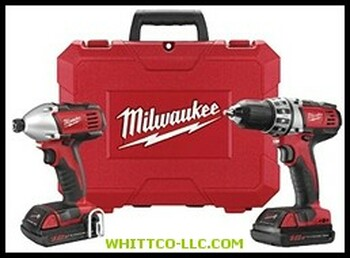 MILWAUKEE M18 COMBO KITS|222|495-2691-22|WHITCO Industiral Supplies