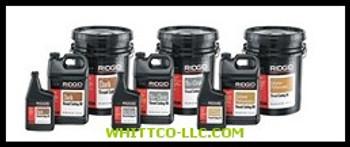 70835  RIDGID  1 GAL NUCLEAR THRDNG OIL  632-70835
