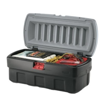 1170-04-38  RUBBERMAID HOME PRODUCTS  8 GAL. ACTION PACKER CARGO BOX GRAY  20-1/  325-1170-04-38