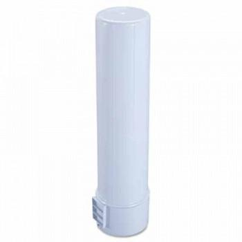 WHITE CUP DISPENSER 7 OZUS MEASURE