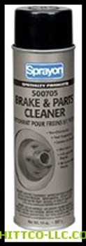 20-OZ. BRAKE & PARTS CLEANER|S00705|425-S00705|WHITCO Industiral Supplies
