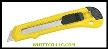 18MM CUTTER|10-143P|680-10-143P|WHITCO Industiral Supplies