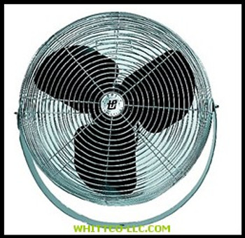 """18"""" 3-SPEED WORK STATIONFAN 1-PHASE-115